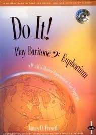 Do It Play Euphonium: Baritone: Book1: Bass Clef