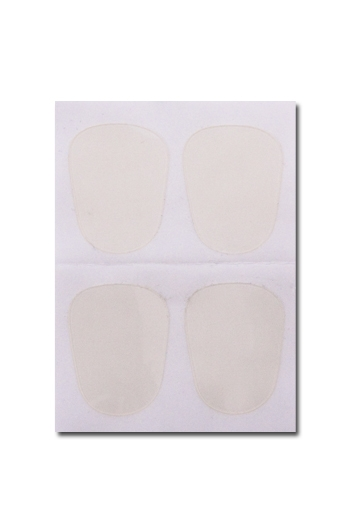 A&S Mouthpiece Patches 0.35mm (Clear) Pack Of 4