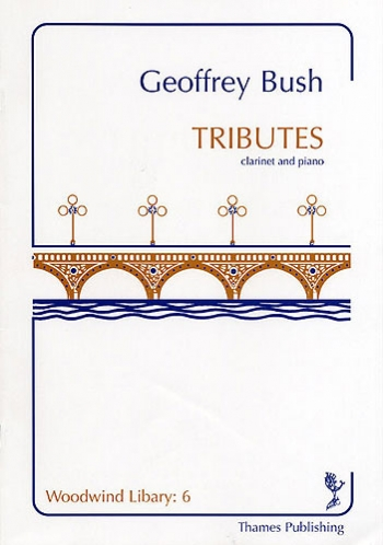 Tributes 5 (Artie Shaw: Harold Arlen: Milhaud: Satie: Horovitz): Clarinet