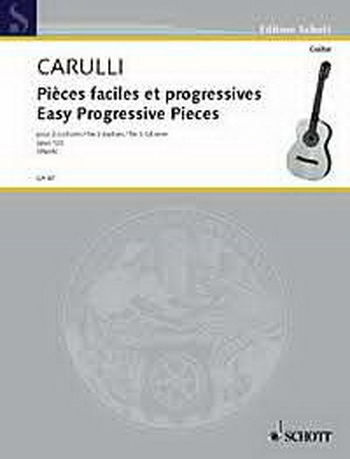 Little Progressive Pieces: Guitar
