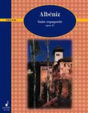 Suite Espanola: Piano (Schott)