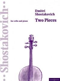 2 Pieces: From Ballet Suite No 2: Cello & Piano (Boosey & Hawkes)