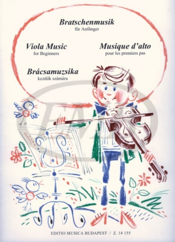 Viola Music For Beginners: Viola