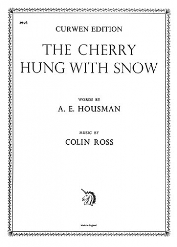 The Cherry Hung With Snow: High Voice and Piano
