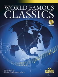 World Famous Melodies: Trombone: Book & CD