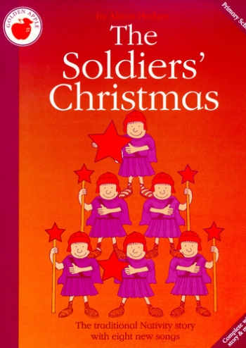 Hedger-soldiers Christmas The-cantata-complete Book(ga)