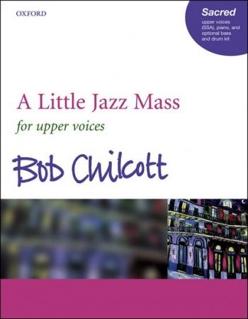 A Little Jazz Mass: Vocal SSA
