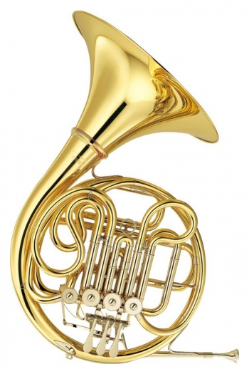 Yamaha YHR-567D Bb/F Double French Horn