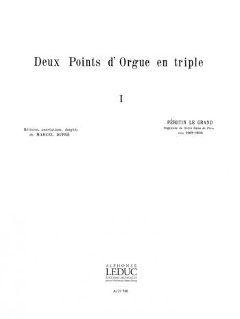 Le Grande De Pant Dorg Ren Triple: Organ