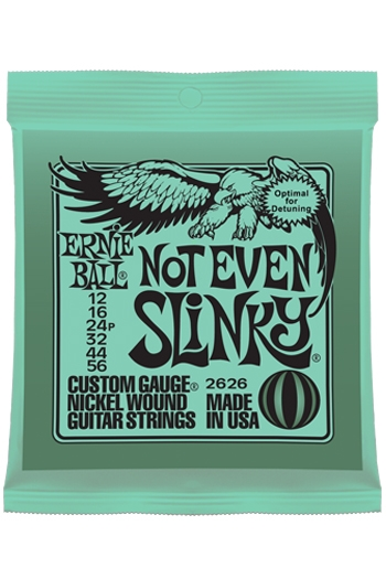 Ernie Ball Not Even Slinky Guitar Strings