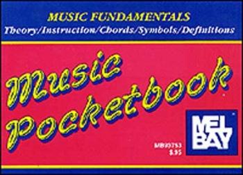 Music Pocketbook Music Fundamentals