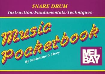 Music Pocketbook Snare Drum