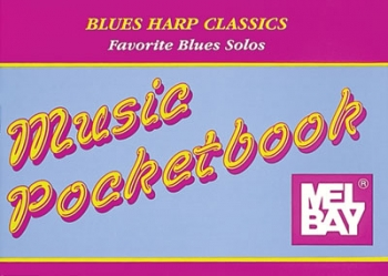 Music Pocketbook Blues Harp Classics