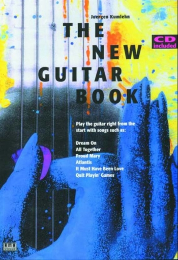 The New Guitar Book: Kumlehn  Book & CD