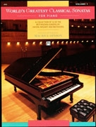 Worlds Greatest Classical Sonatas: Vol.1: Piano