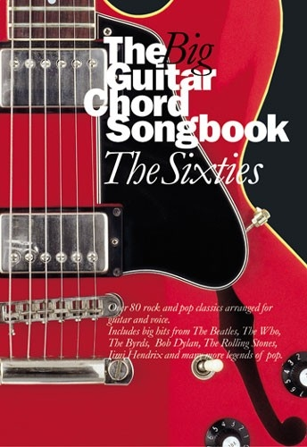 Big Guitar Chord Songbook: The Sixties: 60s