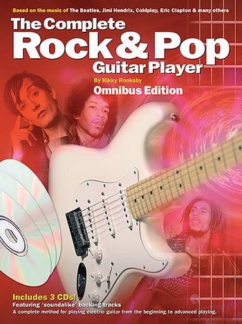 Complete Rock and Pop Guitar Player: Book 1