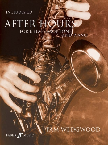 After Hours Book 1: Alto Saxophone & Piano: Bk&Cd