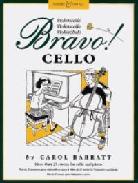 Bravo Cello & Piano (barratt) (Boosey & Hawkes)