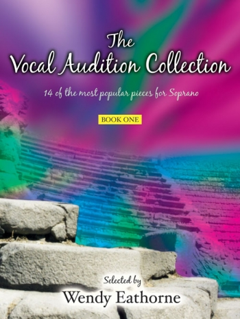 Vocal Audition Collection: Book 1: Soprano & Piano