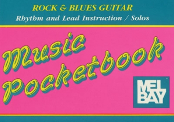 Music Pocketbook Rock and Blues Guitar