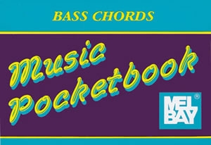 Music Pocketbook Bass Chords