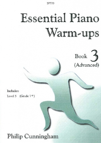 Essential Piano Warm-ups Book 3