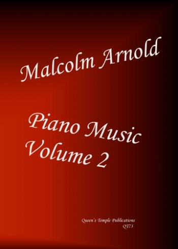 Piano Music Vol.2: Piano  (Queens Temple)