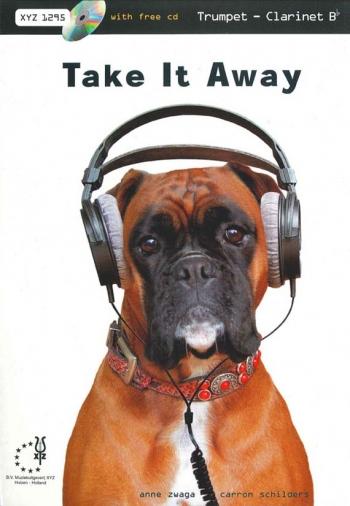 Take It Away: Clarinet: Book & CD