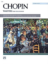 Waltzes Complete: Piano (Alfred)