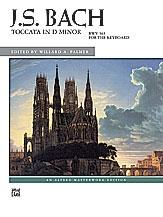 Toccata D Min Bwv565: Piano (Alfred)