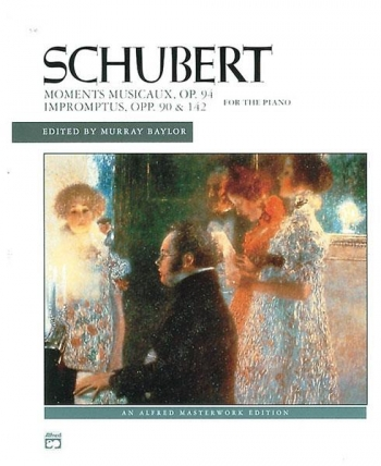 Moments Musicaux Op.94: Impromptus Op.90 and.142: Piano (Alfred Ed)no (Alfred Ed)