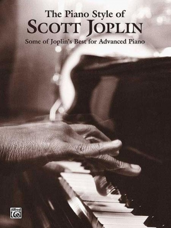 At The Piano With Scott Joplin: Piano (Alfred)
