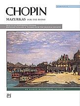 Mazurkas Complete: Piano (Alfred)