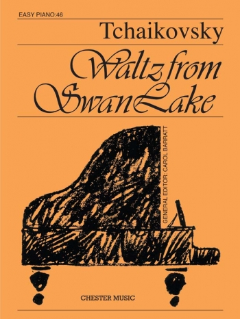 Waltz From Swan Lake: Piano (Chester Ed)