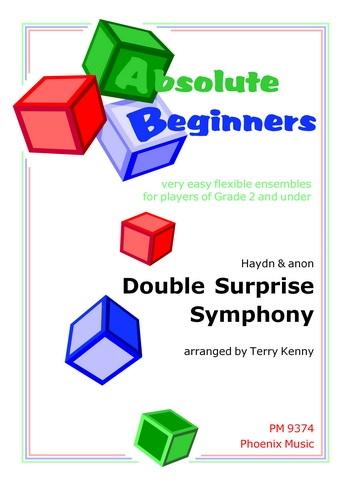 Ens/abb/double Surprise Symphony/ensemble/scandpts/arr Kenny