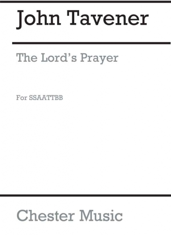 Lords Prayer: Vocal STB/SSAATB