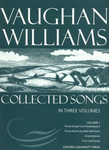 Collected Songs Vol 1 Voice & Piano (Oxford)