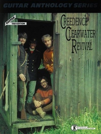 Creedence Clearwater: Revival: Guitar Anthology: Guitar Tab