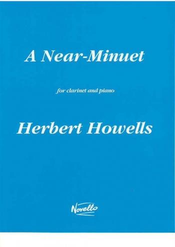 A Near Minute: Clarinet & Piano (Novello)