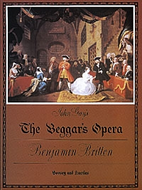 Beggars Opera: Op43: Vocal Score