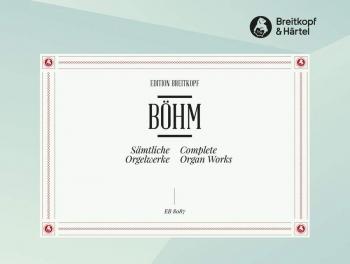 Organ Works Complete (Breitkopf)