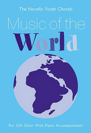 Nov Youth Chorals-music World-ssa Pf Acc  ( Various)