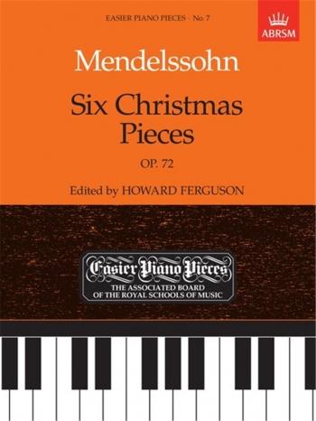 6 Christmas Pieces: Epp7 (Easier Piano Pieces) (ABRSM)
