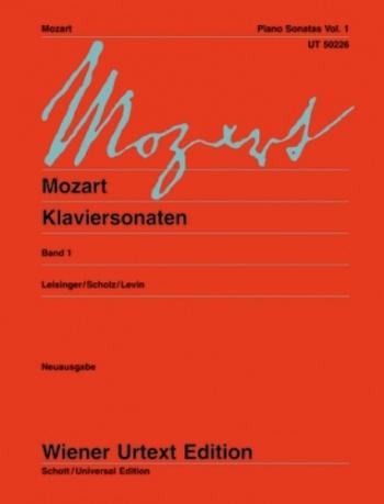 Piano Sonatas Vol.1 (Wiener Urtext)