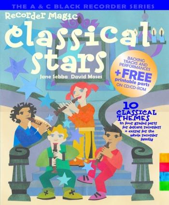 Recorder Magic: Classical Stars: Recorder Ensemble