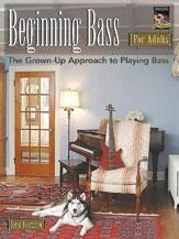 Beginning Bass For Adults: Book & CD