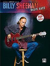 Billy Sheehan Basic Bass: Book & CD