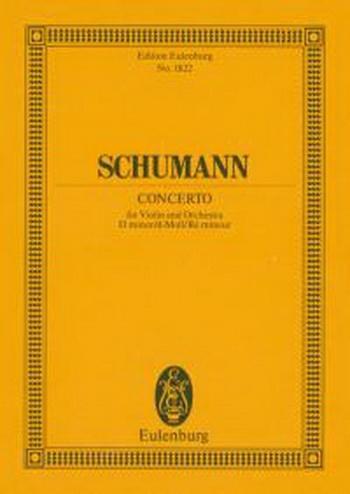 Violin Concerto: A Minor: Miniature Score