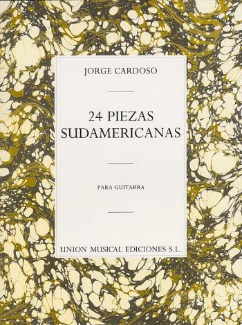 24 Pieces Sudamericanas: Guitar